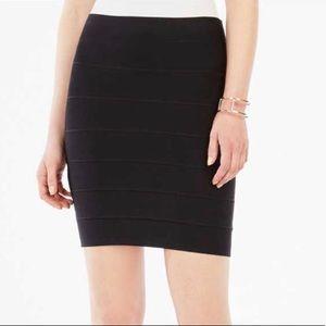 NWOT BCBG Max Azria Simone Textured Power Skirt